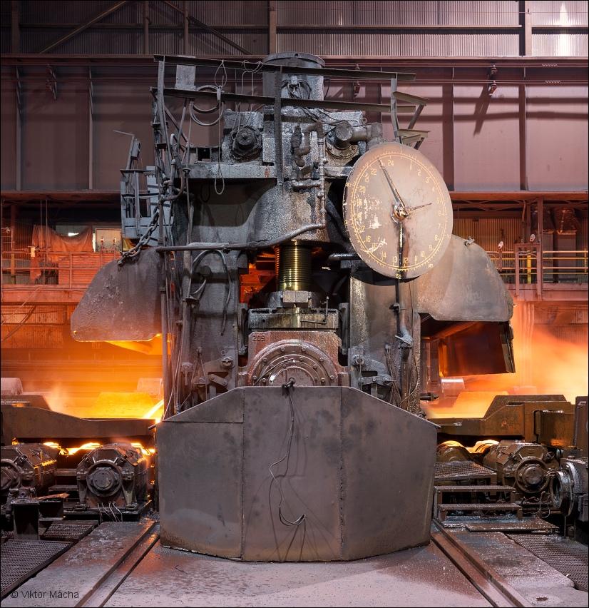 arcelormittal burns harbor  heavy plate mill