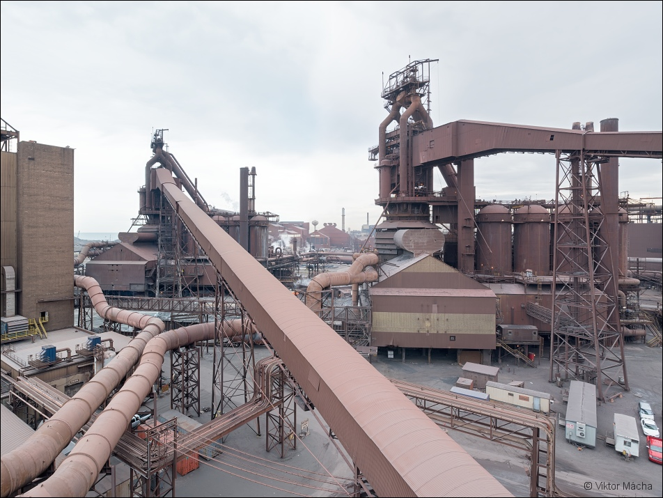 ArcelorMittal Burns Harbor, blast furnaces