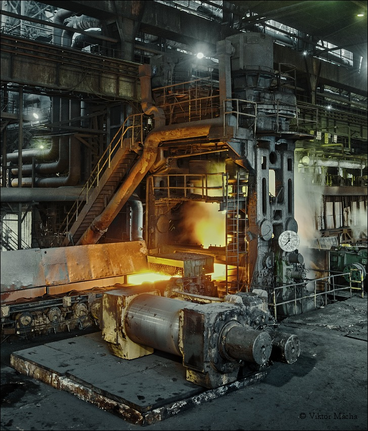 ArcelorMittal Galati, hot strip mill