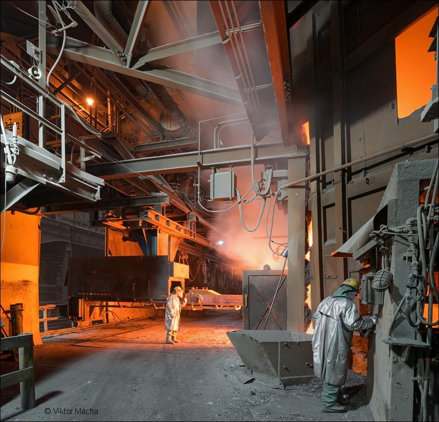 Arcelormittal Indiana Harbor Converter Cleaning Viktor