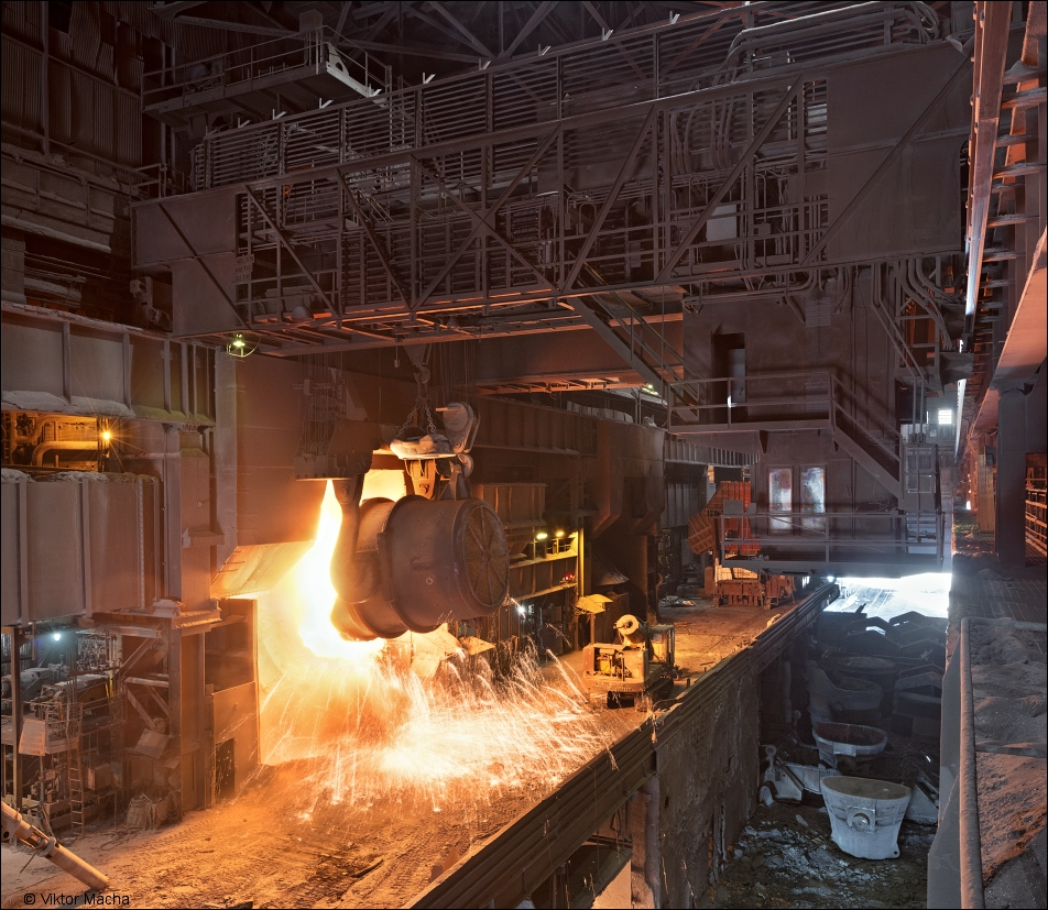 basic oxygen furnace with Arcelormittal Indiana Harbor Charging The 1984 on Double Girder Ladle Handling Cranes moreover Steel in addition Ch7s7 4 1 additionally Watch in addition Bethlehem 20steel.