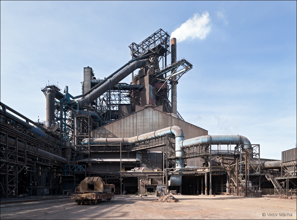 ArcelorMittal Indiana Harbor, blast furnace no.7