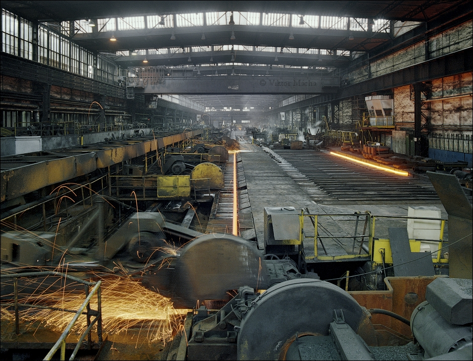 ArcelorMittal Ostrava, heavy-section rolling mill