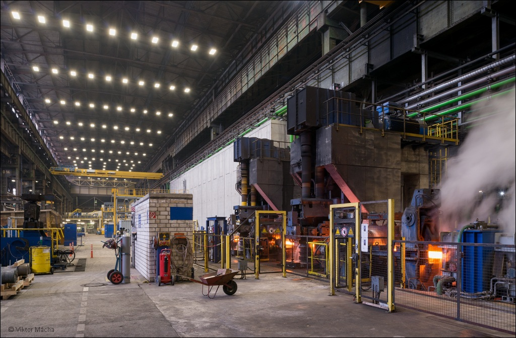 ArcelorMittal Ruhrort, wire rolling mill