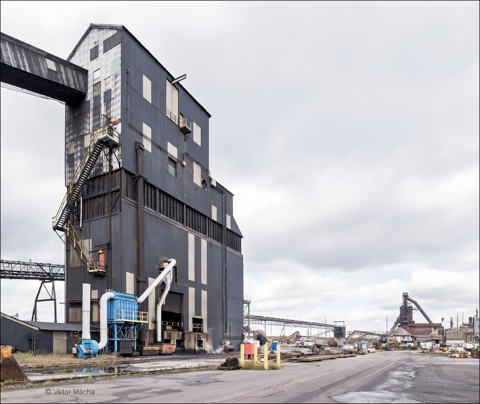 ArcelorMittal Warren, coal sorting plant