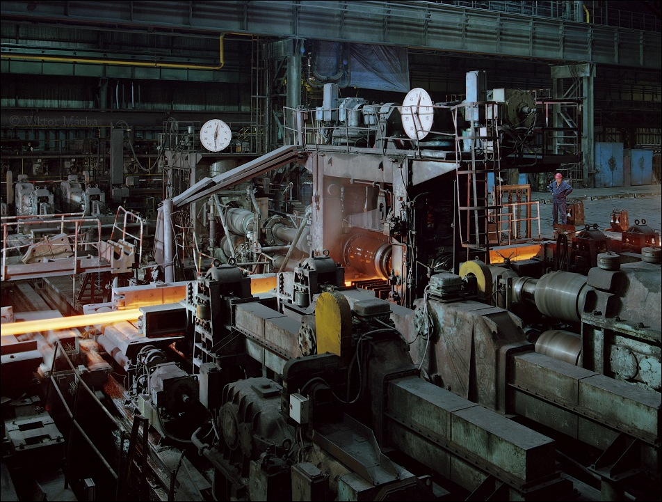 Billet rolling mill Drin