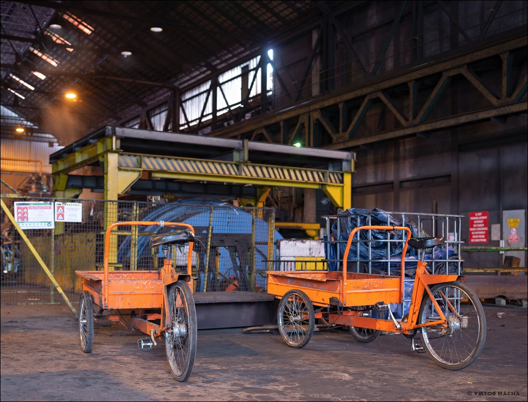 British Steel Hayange, carts