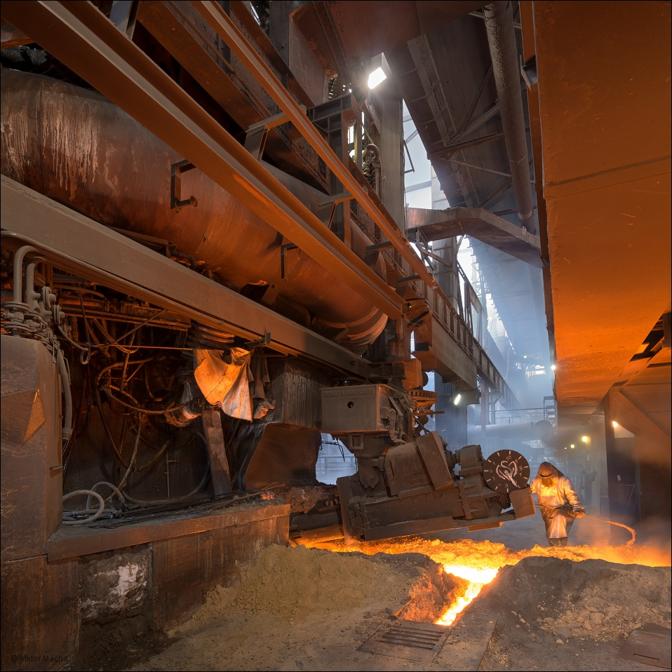 DK Recycling (Kupferhütte), closing down the furnace