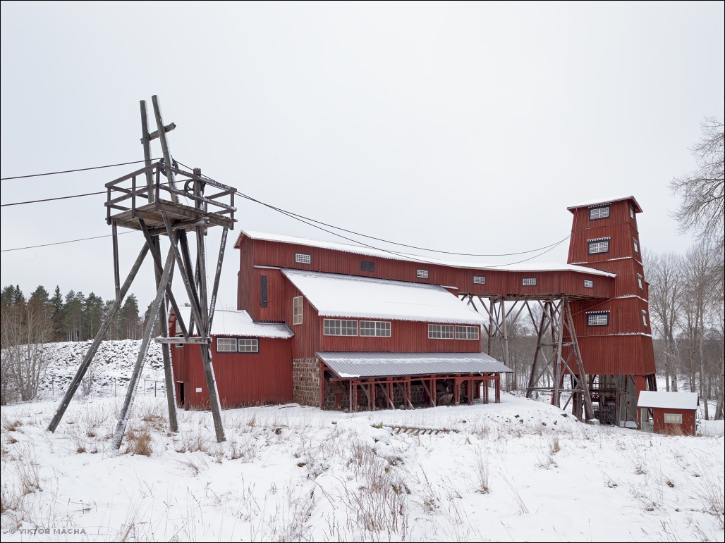 Långban mine, Filipstad