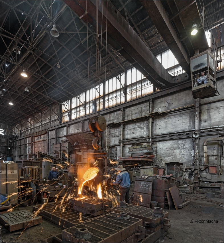 KD Foundry, grey iron casting