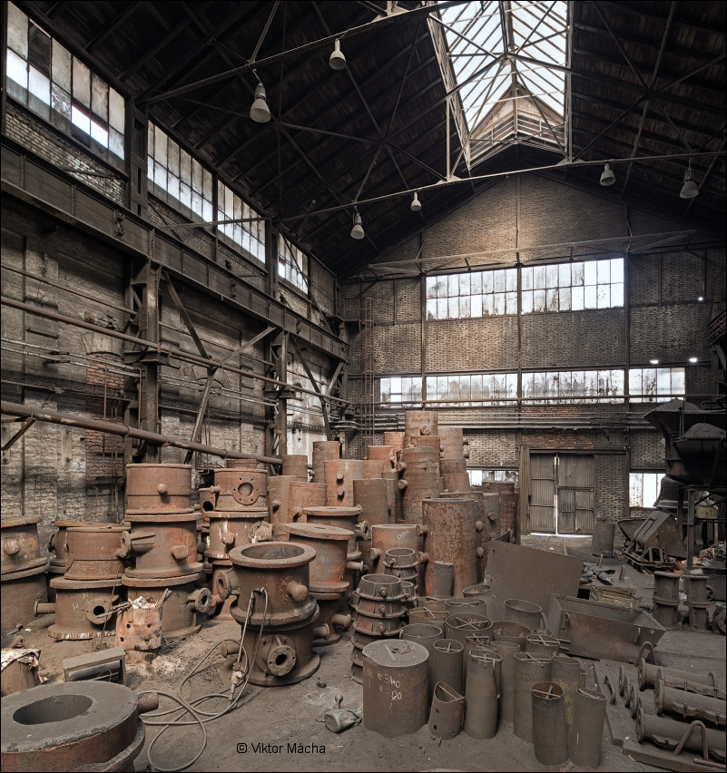 KD Foundry, ingot moulds