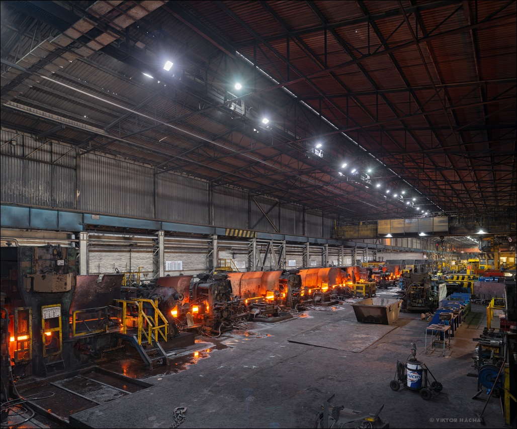 Liberty Speciality Steels, bar mill