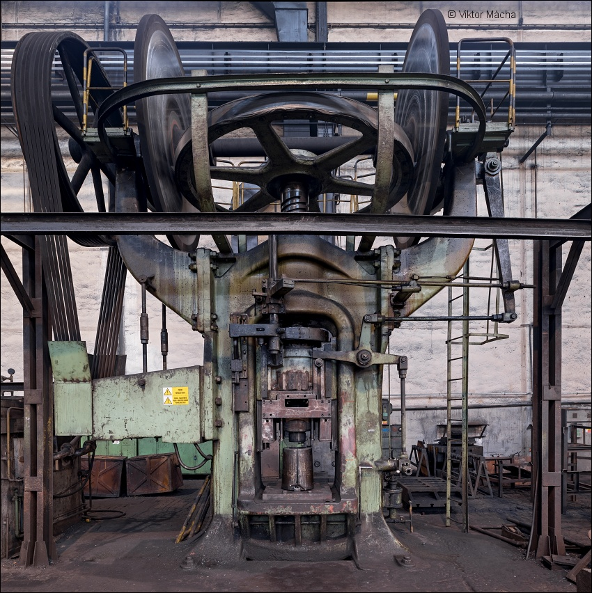 MSV Studénka, forging press
