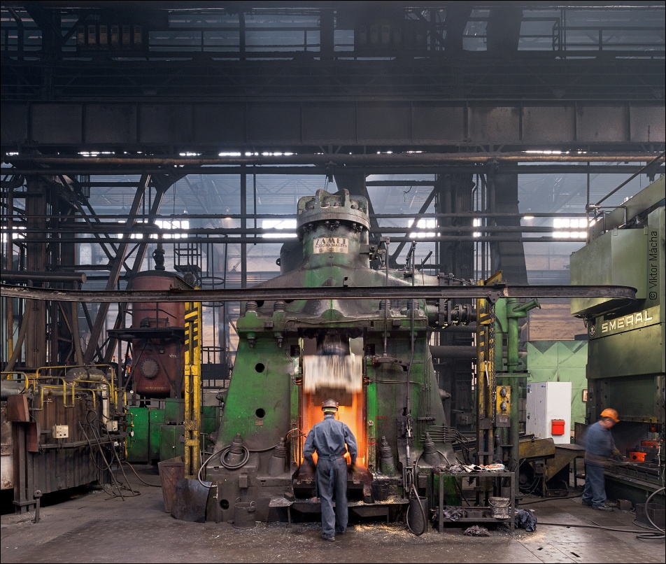 MSV Studénka, closed-die forging