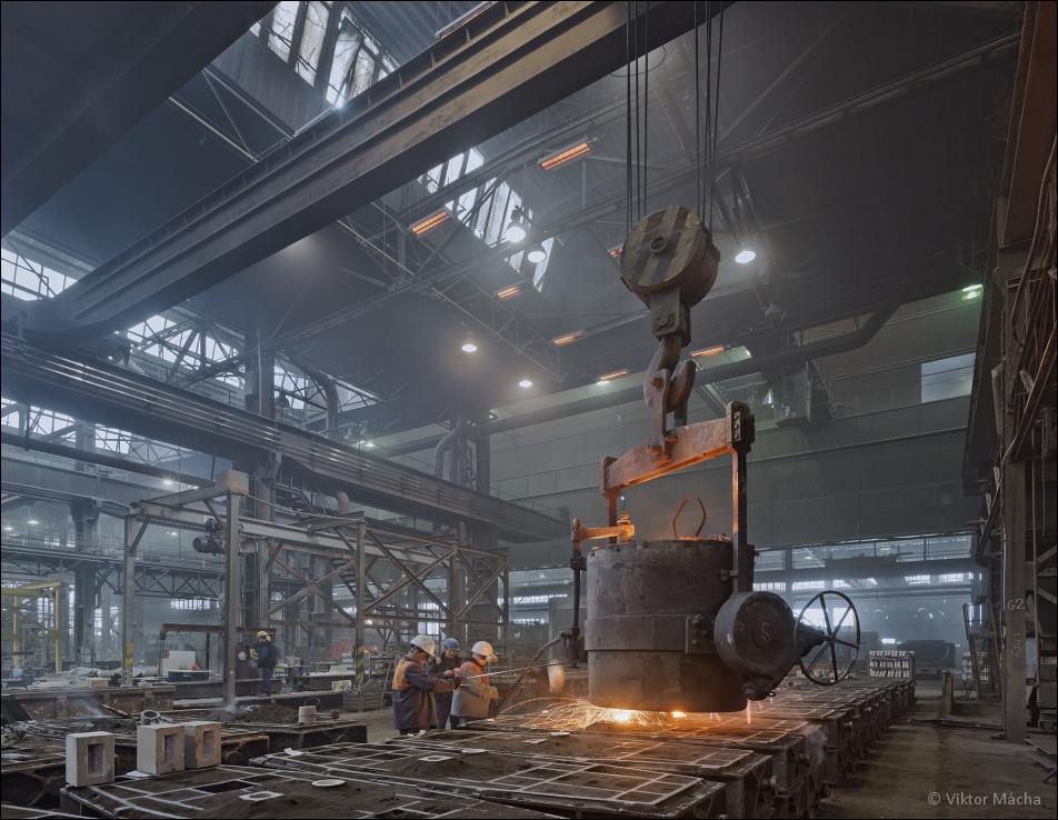 Scb Foundry Ceske Budejovice Viktor M 225 Cha Industrial