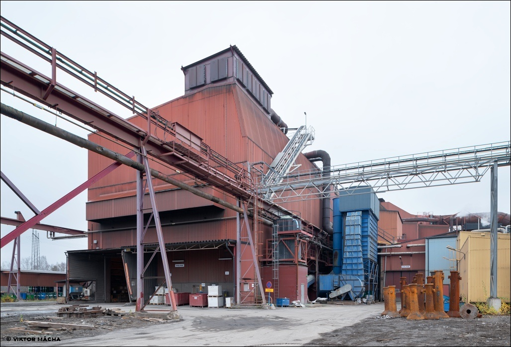 Uddeholm Hagfors, the new steel plant
