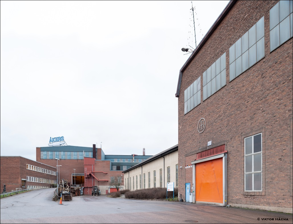 Union Electric Åkers, roll foundry