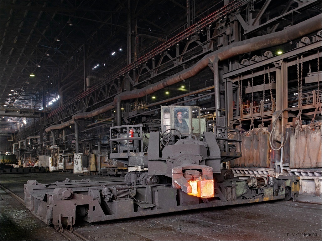 Urals Stamping Plant, the manipulator