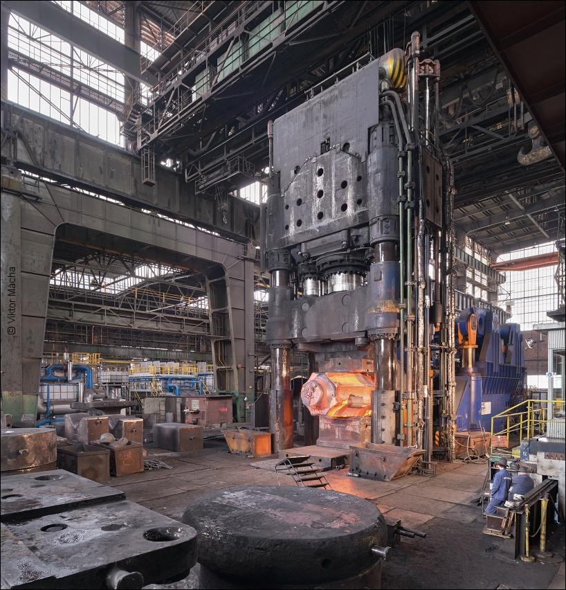 V 237 Tkovice Heavy Machinery Viktor M 225 Cha Industrial