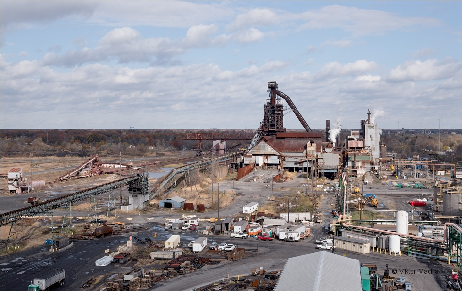 WCI Steel Warren, blast furnace no.1