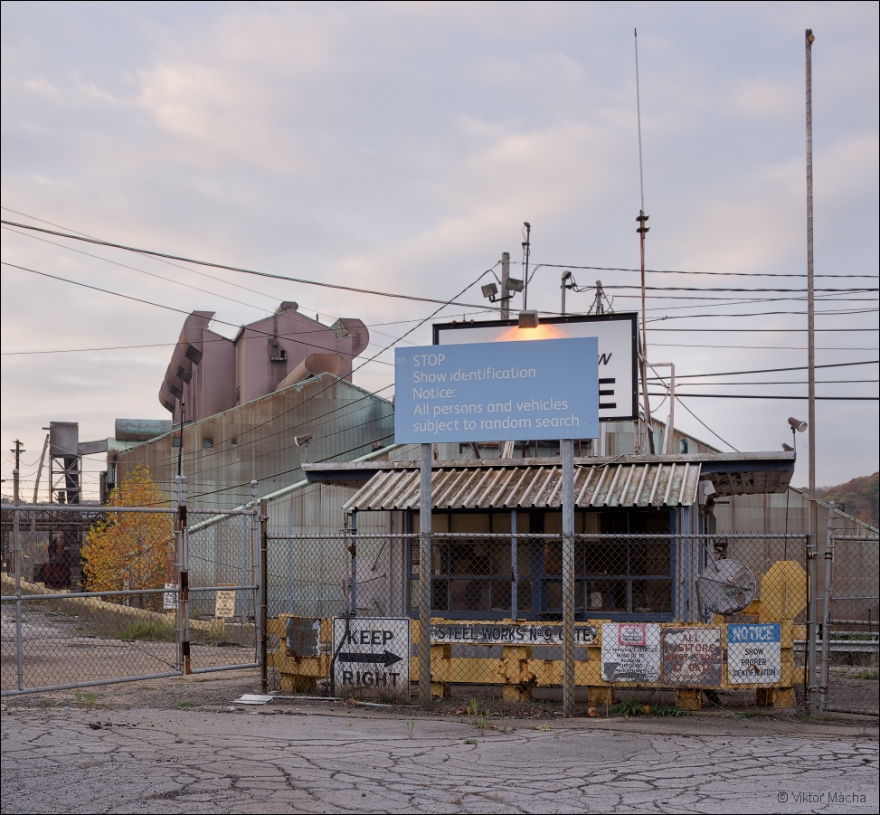 Weirton Steel, gates closed for good