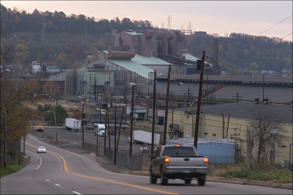 Weirton Steel, in to the steel town