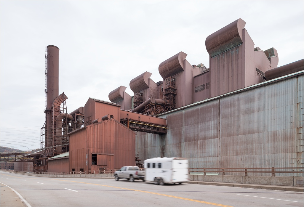 Weirton Steel, passing the mill