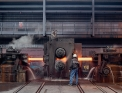 Acciaierie Venete, heavy section rolling mill