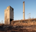 Acme coke plant, abandoned