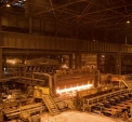 ArcelorMittal Cleveland, walking beam furnace