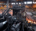 British Steel Hayange, rolling mill stand