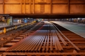 British Steel Hayange, the rails