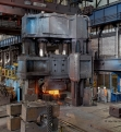 Buderus Edelstahl, 5500 tons  forging press