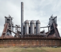 Carrie Furnace, homestead works