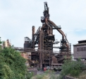 Cockerill Sambre Seraing, blast furnace no.6...