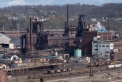 Edgar Thomson Steel works, blast furnaces