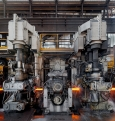Feralpi Siderurgica, wire rod rolling mill