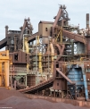 Ferriera di Servola, blast furnaces