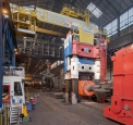 Framatome Le Creusot, forging at 9000-ton...