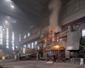 Industeel Charleroi, 200 t electric arc...