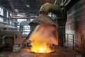 Celakovice works, induction furnace