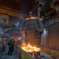 Liberty Speciality Steels, ingots teeming