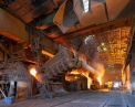Mechel Chelyabinsk (ChMK), charging the 150...