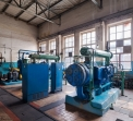 Mechel Moskoks, compressor room