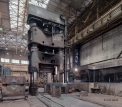 Metal Ravne, 45 MN open-die forging press