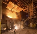 Metinvest Azovstal, work in the steel mill
