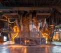 OFZ Istebne, electric submerged-arc furnace