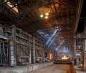 OMZ foundry, heating furnaces
