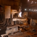 Ovako Hofors, 100 t electric arc furnace