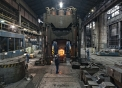 Pilsen Steel, 60 MN forging press